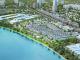Solar City nằm ngay sông Vàm Cỏ