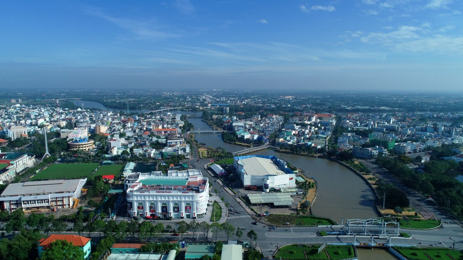 Tâm An trở thành trung tâm hành chính kinh tế của Long An