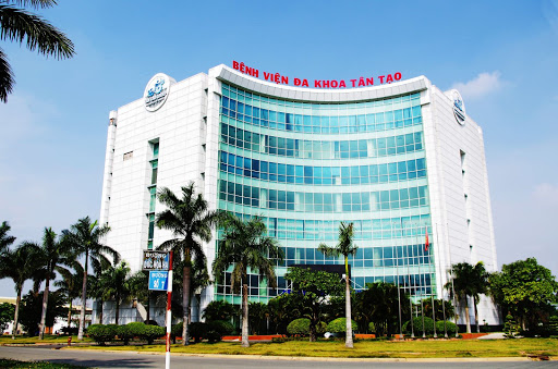 Bệnh viện Tân Tạo tiện ích ngoại khu chăm sóc sức khỏe cho dân cư
