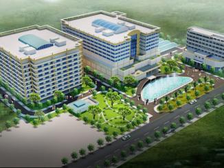Quy mô đáng kinh ngạc của dự án khu nhà ở Xuyên Á