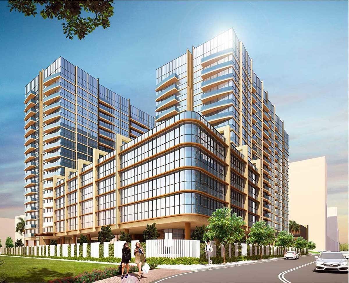 The River Thủ Thiêm - Dự án căn hộ cao cấp tại Hồ Chí Minh