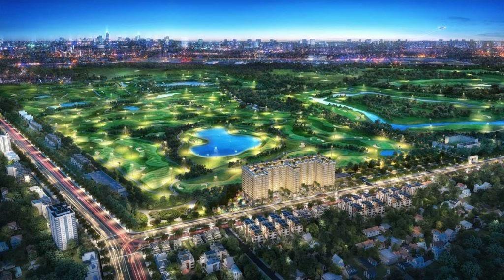 Dự án vàng năm 2020 lĩnh vực bất động sản TP HCM