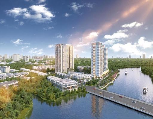 Toàn cảnh dự án căn hộ Stella 520 Võ Văn Kiệt