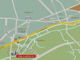 Chiếm cứ vị trí giao thông - kinh tế trọng điểm của huyện Bình Chánh