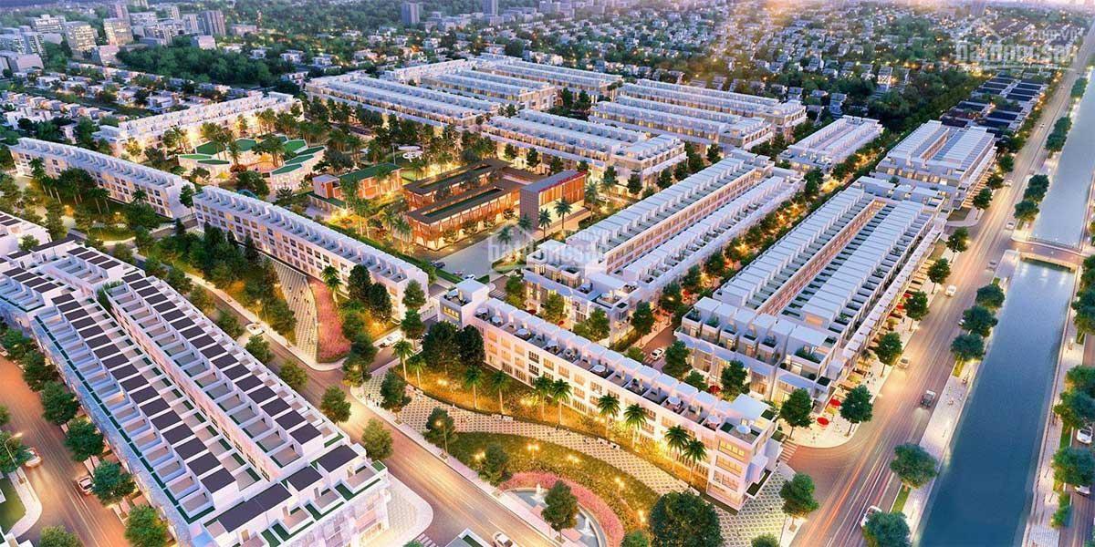 Dự án khu dân cư Hamilton Garden có quy mô lớn