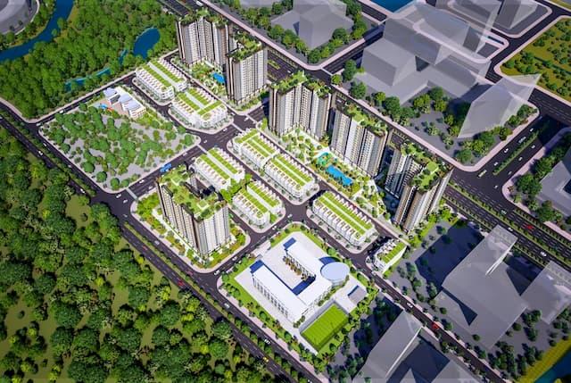 """Dự án NBB 2 City Gate 5 - Tiện ích """"vàng"""" xứng đáng sống, ước mơ và hoài bão"""