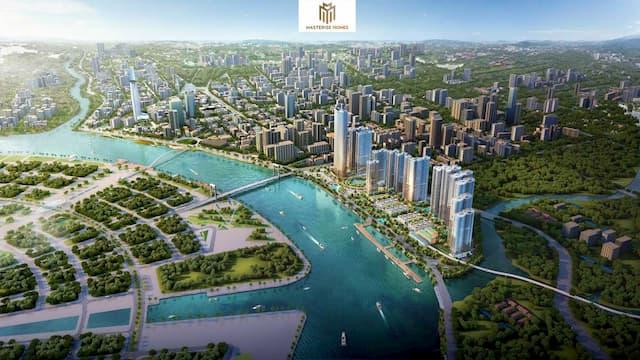 Dự án Masterise Marina One có tiềm năng tăng giá siêu lợi nhuận