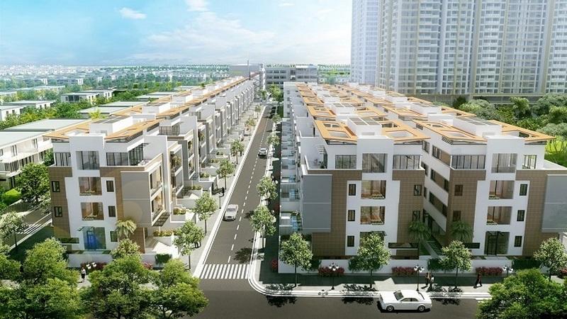 nha pho city gate 3